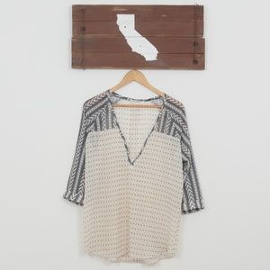 🌴California Dreaming🌴 - Gentle Fawn blouse
